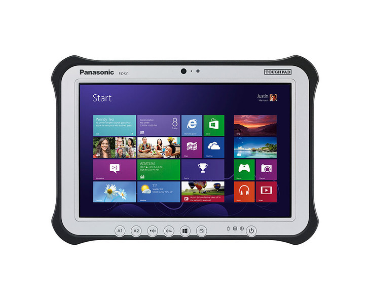 "Panasonic Toughpad FZ-G1 10.1"" Tablet - Core i5-3437U, 8GB RAM, 128GB SSD"