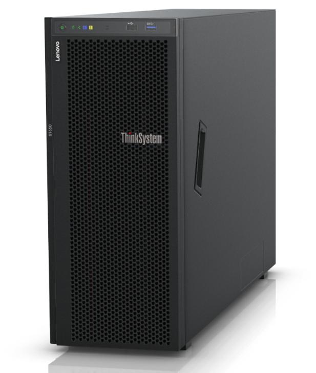 "Lenovo ThinkSystem ST550 Tower Server 4U Tower Server - Intel Xeon Silver 4208, 32GB RAM, 2 x 128GB M.2 SSD, 2 x 960GB 2.5"" SSD"