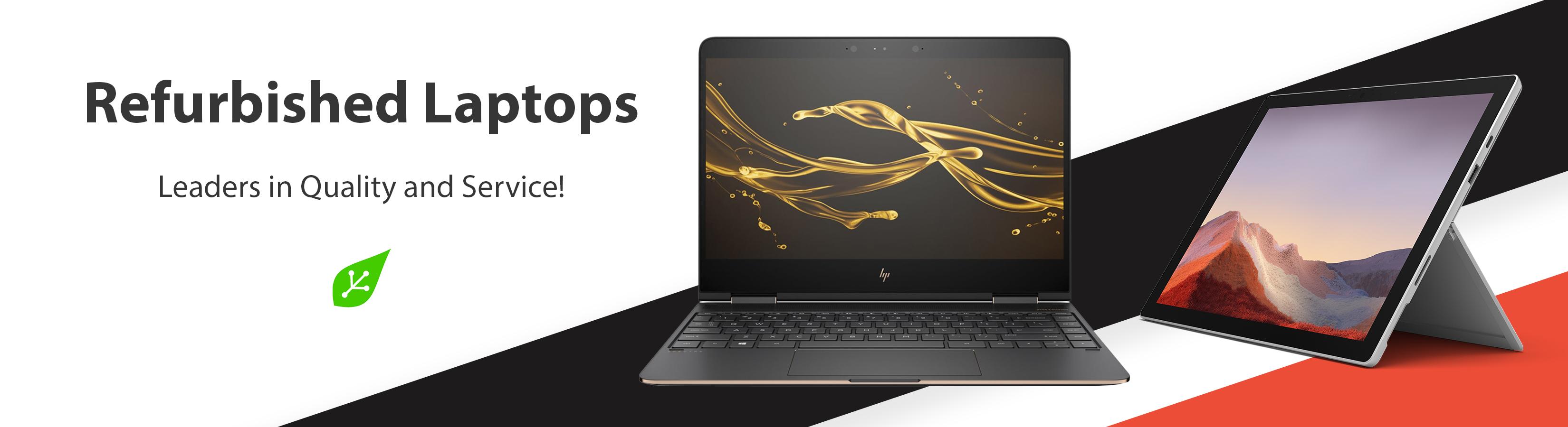 Refurbished Laptops | Recompute