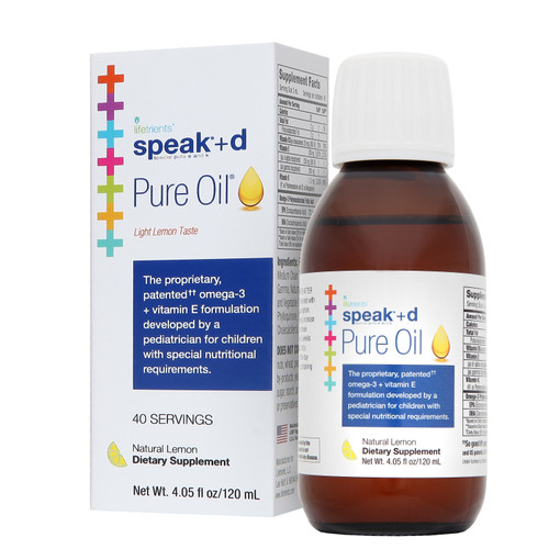 Speak+d Pure Oil