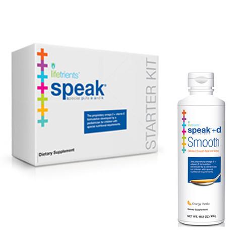 Speak+d Starter Kit - Smooth
