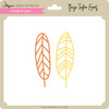 Feathers or Leaves