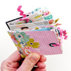 Folded Squares Mini Album