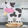 Cow #2 - On the Farm