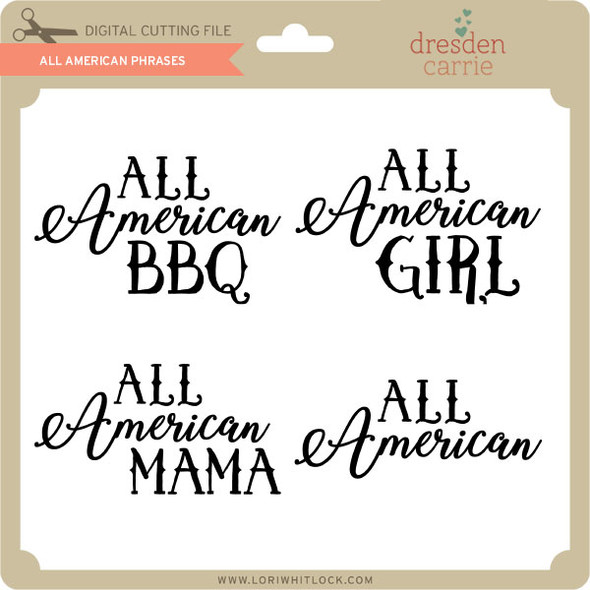 All American Phrases