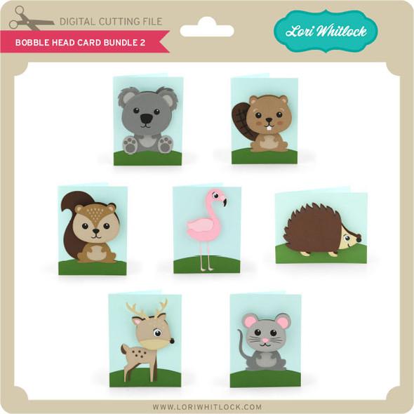 Bobble Head Card Bundle 2