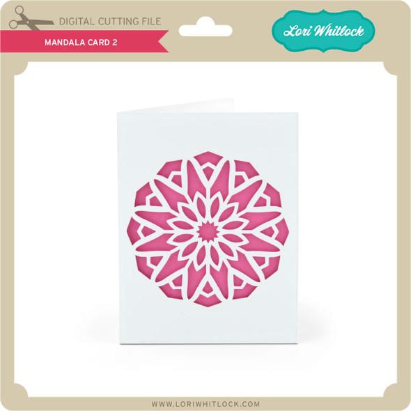 Mandala Card 2