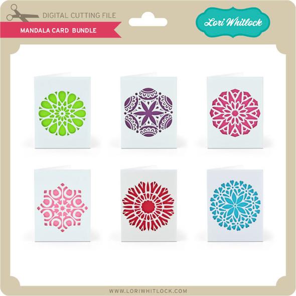 Mandala Card Bundle