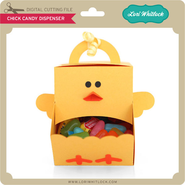 Chick Candy Dispenser