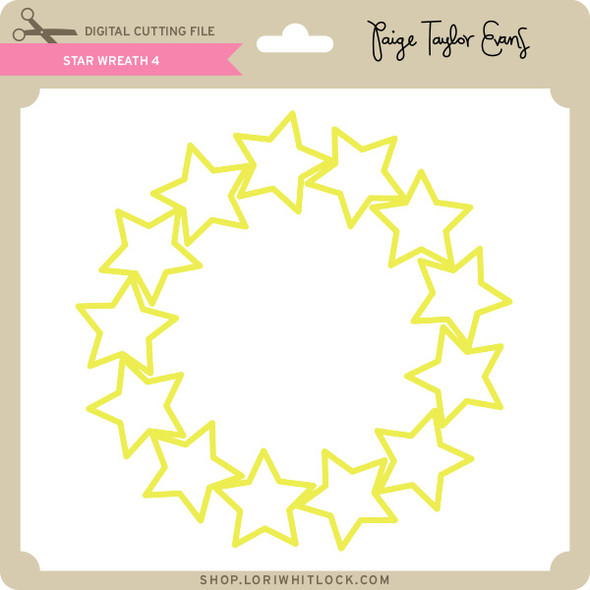 Star Wreath 4