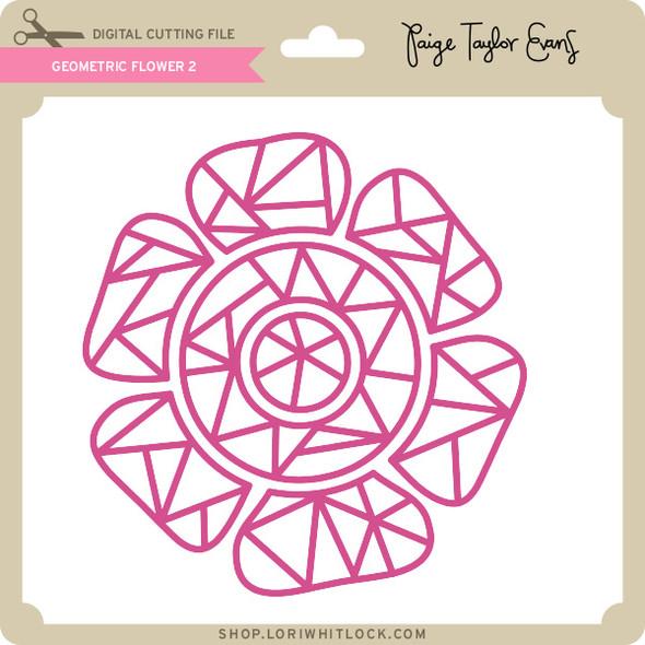 Geometric Flower 2