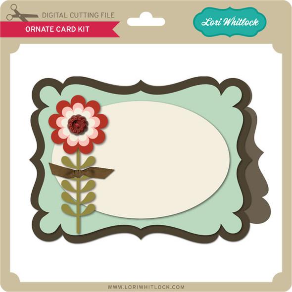 Ornate Card Kit