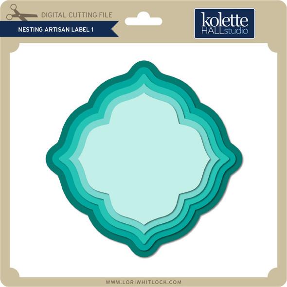 Nesting Artisan Label 1