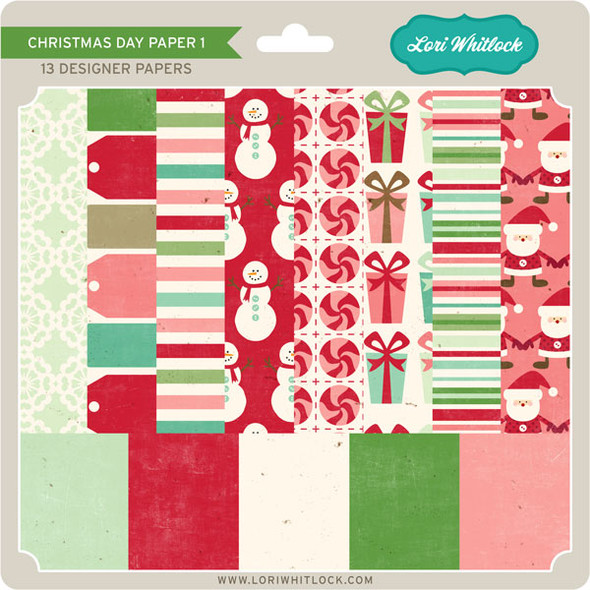 Pattern Fill Set Christmas Eve 1