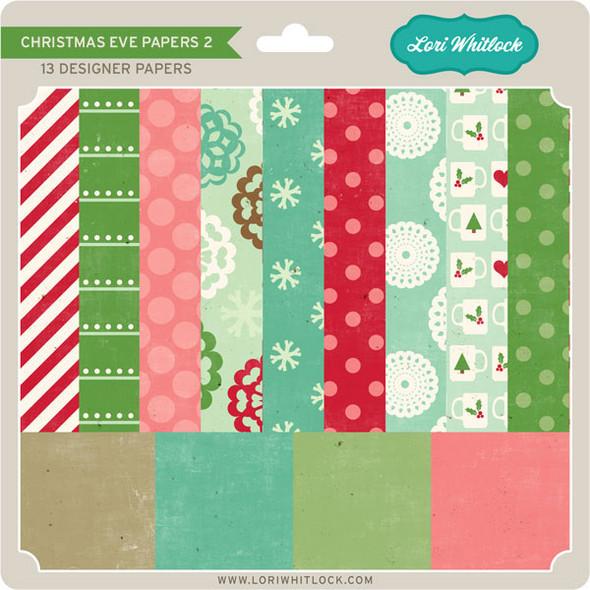 Pattern Fill Set Christmas Eve 2