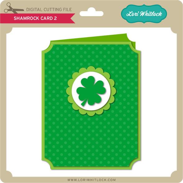 Shamrock Card 2