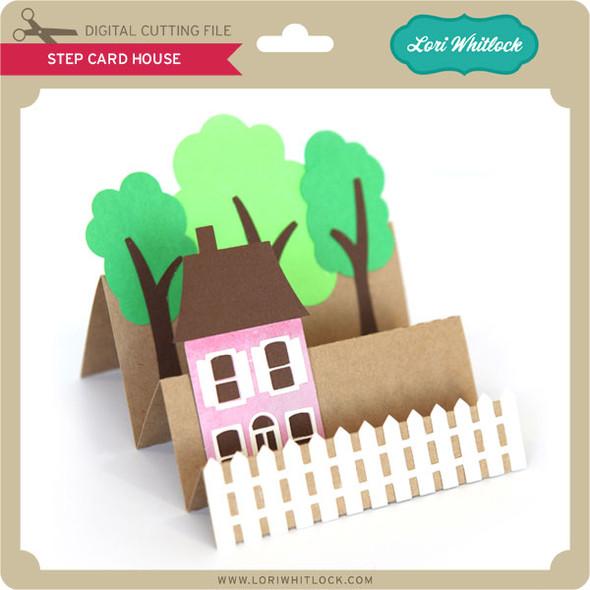 Step Card House