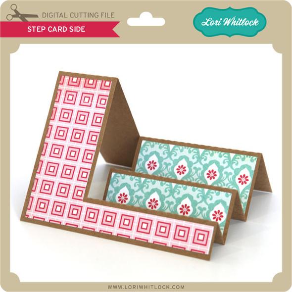 Step Card Side