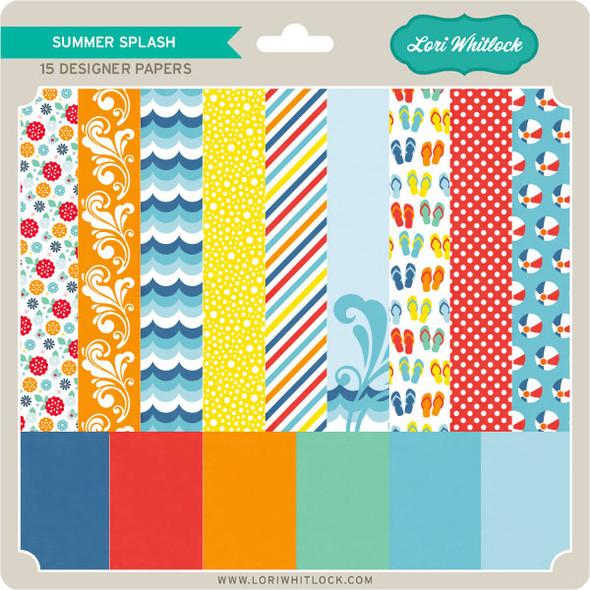 Pattern Fill Set Summer Splash