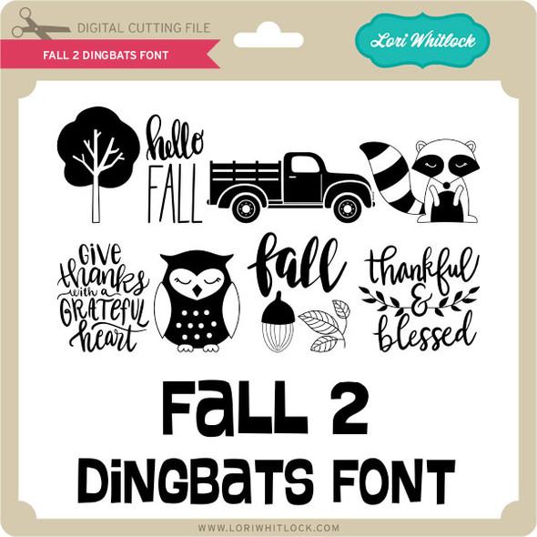 Fall 2 Dingbats