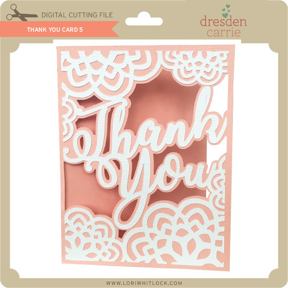 Thank You Card 5