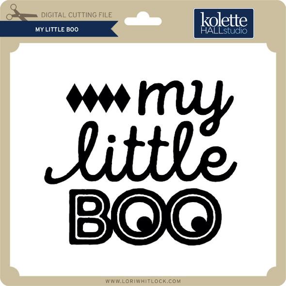 My Little Boo