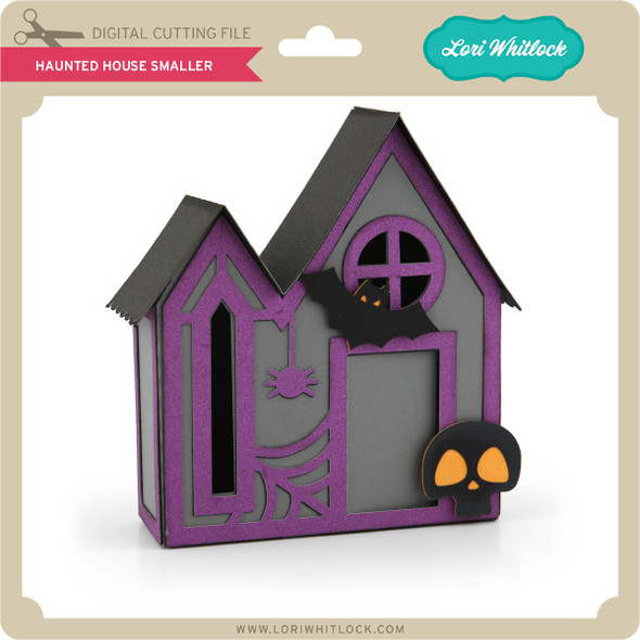 Haunted House Smaller