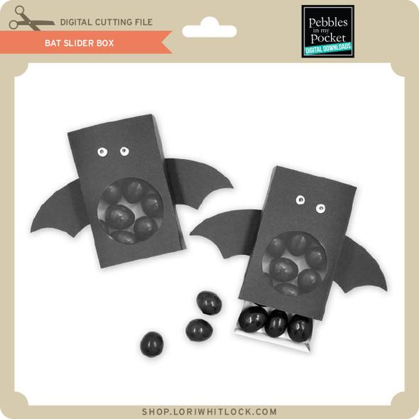 Bat Slider Box