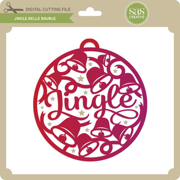 Jingle Bells Bauble