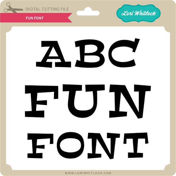 Fun Font 2