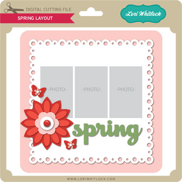 Spring Layout