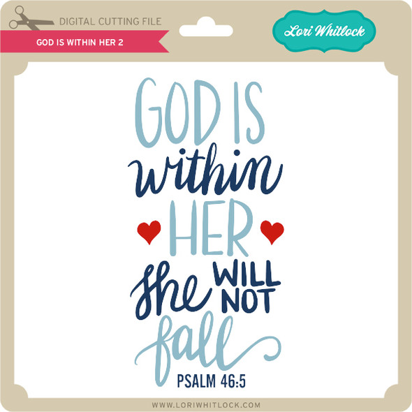 God Is Within Her 2