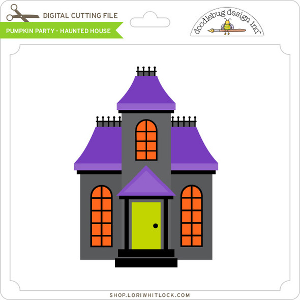 Pumpkin Party - Haunted House