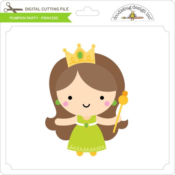 Pumpkin Party - Princess