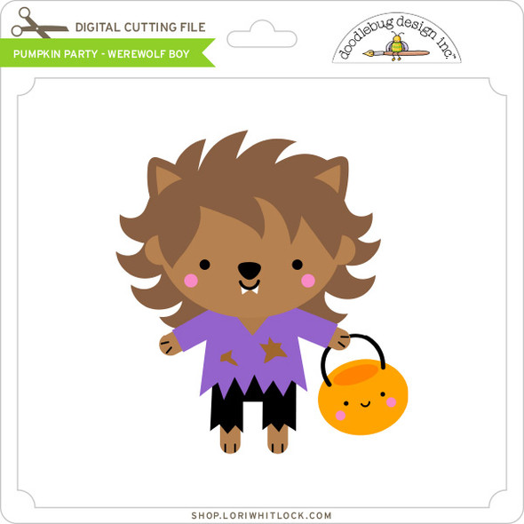 Pumpkin Party - Werewolf Boy