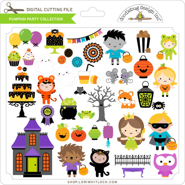 Pumpkin Party - Collection