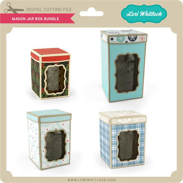 Mason Jar Box Bundle