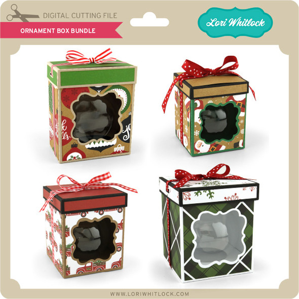 Ornament Box Bundle