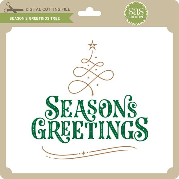 Season's Greetings Tree