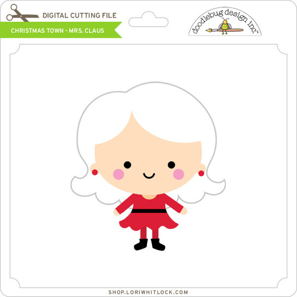 Christmas Town - Mrs Claus