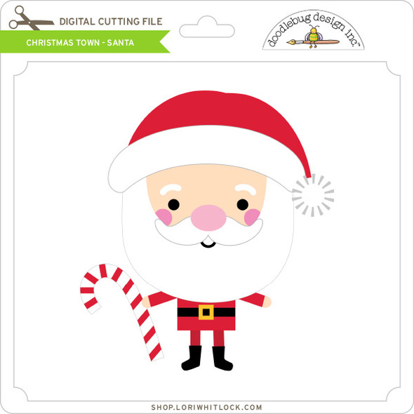 Christmas Town - Santa