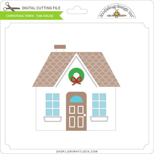 Christmas Town - Tan House