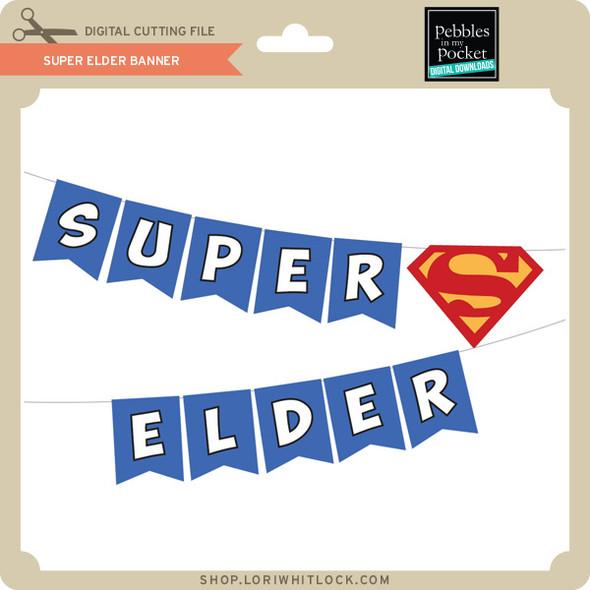 Super Elder Banner