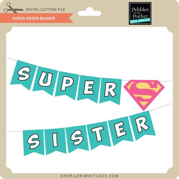 Super Sister Banner