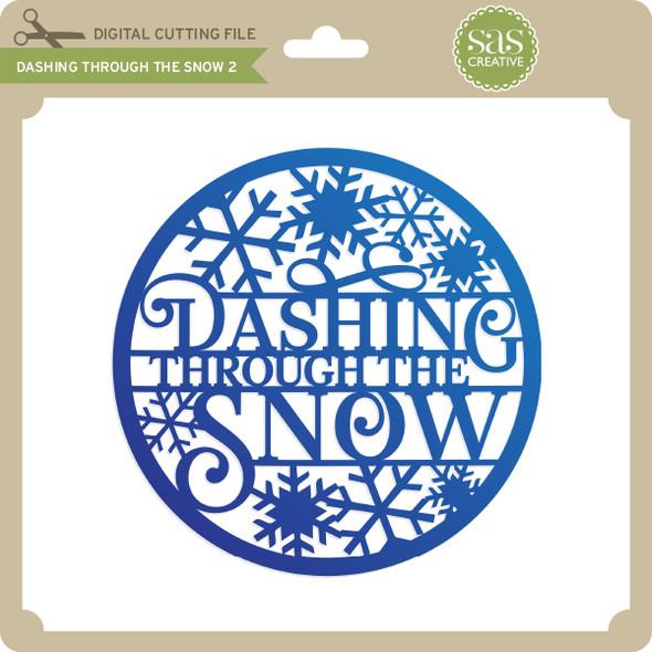 Dashing Through the Snow 2