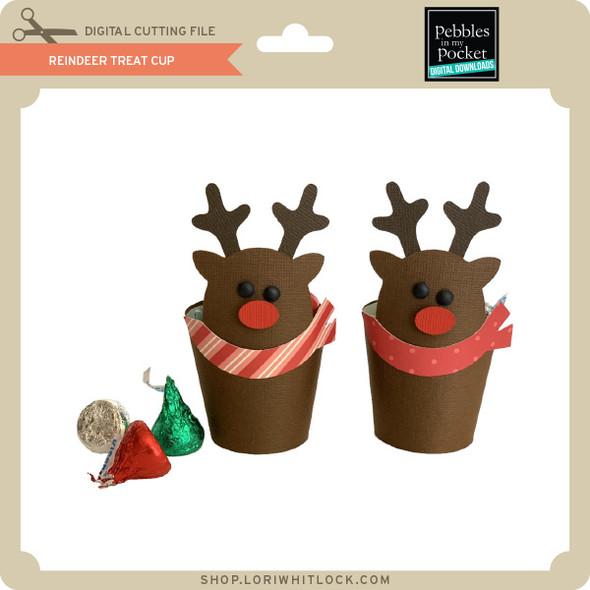Reindeer Treat Cup