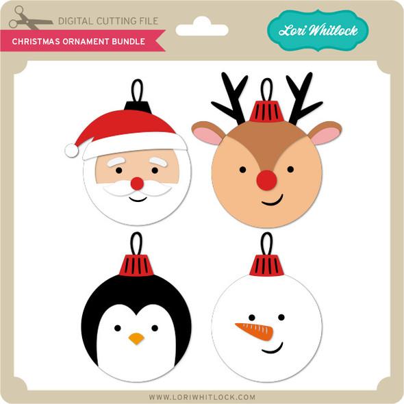 Christmas Ornament Bundle