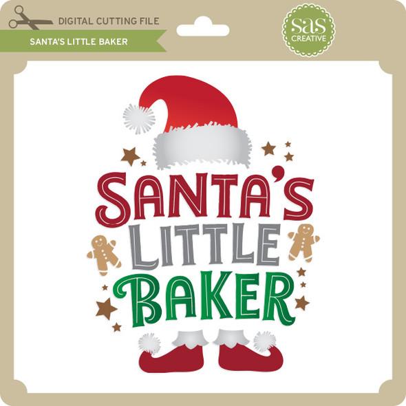 Santa's Little Baker