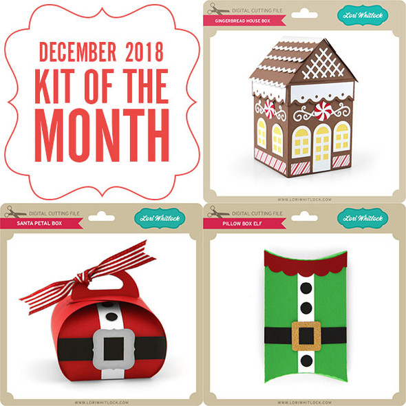 2018 December Kit of the Month
