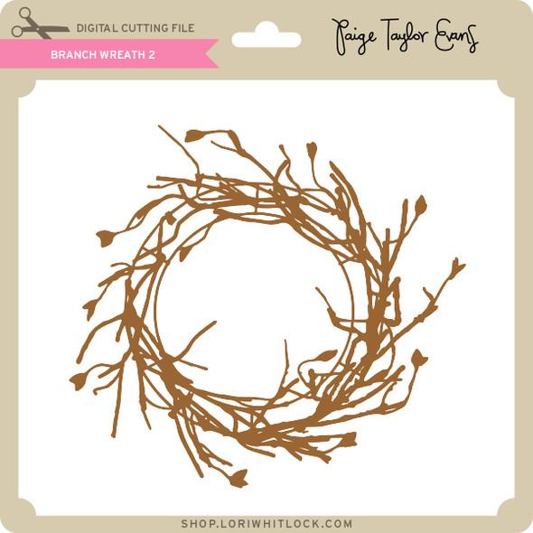 Branch Wreath 2